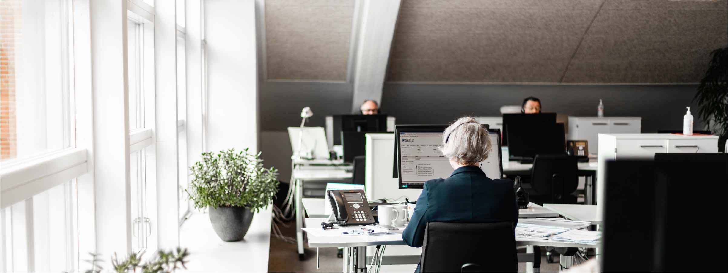 Erfarne kunderådgivere søges